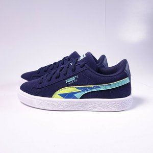 PUMA Suede Classic Lightning Sneakers 370386-01